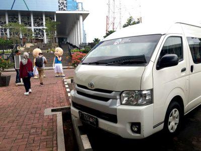 Sewa Hiace Jakarta dan Upin Ipin